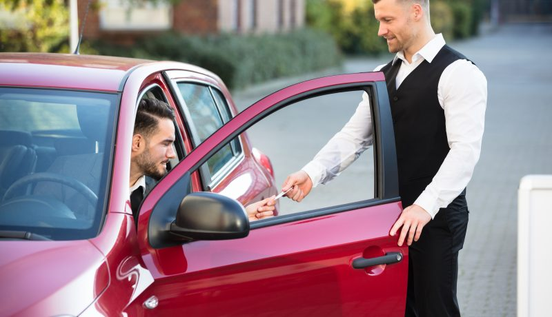 Parking Company Los Angeles Hotel Services